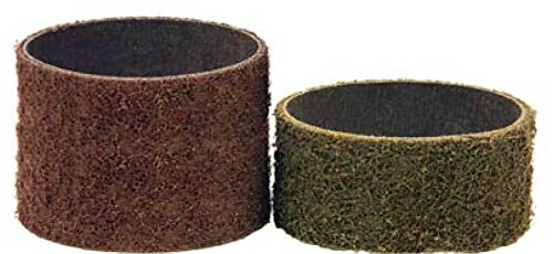 Dynabrade 90825 - 5'' (127 mm) Dia. x 3'' (76 mm) W Coarse NWN DynaBrite Band (Qty 10) by Dynabrade