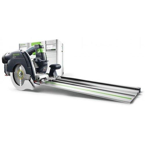 Festool 575085 HK 55 Cross Cutting Track Saw PLUS FSK (Festool Circular Saw)