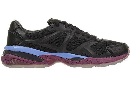 Puma McQ Run Lo by Alexander McQueen Mens Sneaker black Black