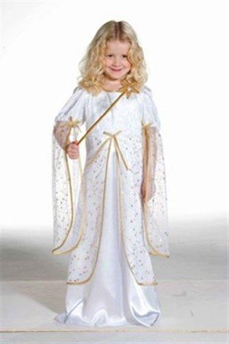 Rubies 12230116 - Disfraz de ángel para niña (talla 116 ...