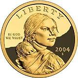 2004 S Sacagawea Native American Proof U