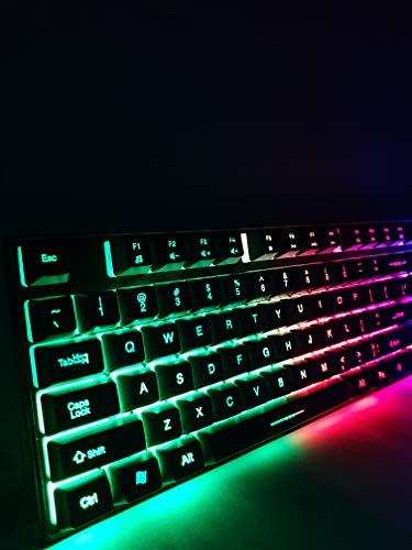 NUBWO NKM-623 SAVITAR Keyboard & Mouse Gaming Combo Set (Backlit Keys)