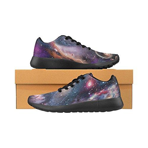 Interestprint Mujeres Footing Running Sneaker Ligero Go Easy Walking Casual Comfort Deportes Zapatillas De Running Multi 9