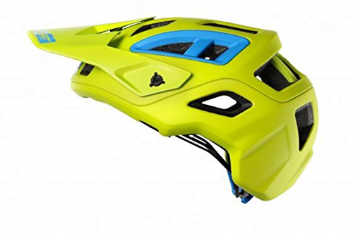 Leatt DBX 3.0 All Mountain Bicycle Helmet-Lime-M