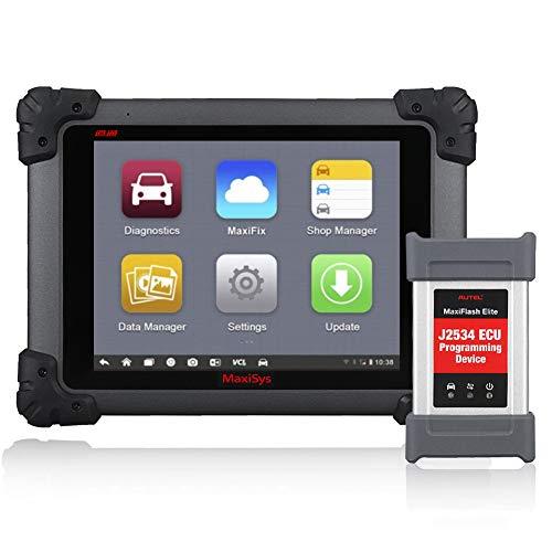 Autel MS908P Maxisys Pro Conding J2534 ECU Programming Tool Diagnostic Scanner (Same as MaxiSys Elite)