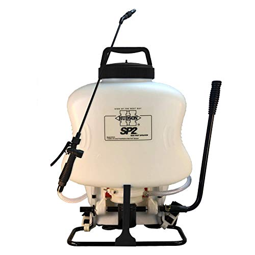 HD Hudson 97157 SP2 Piston Pump Bak-Pak Sprayer, 47'
