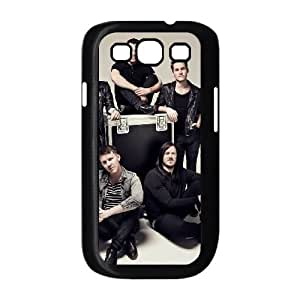 Samsung Galaxy S3 9300 Cell Phone Case Covers Black The Blackout JU0037462