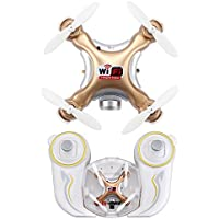 Rc Quadcopter, Nano Mini Wifi FPV Drone With HD Camera 2.4G 6-axis Remote Control Quadcopter RTF Mode Switch