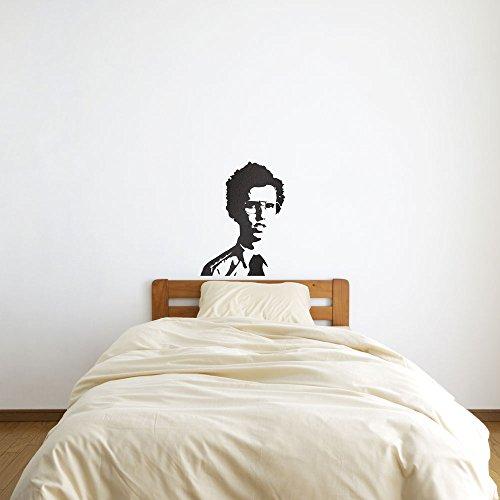 Napoleon Dynamite Portrait Vinyl Wall Art - Dynamite Glasses Napoleon