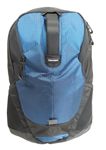 Backpack, Travel , Business, School, Day Pack, Laptop, Light Weight, Water Resistant, by Wesley's (Camelback Leather)