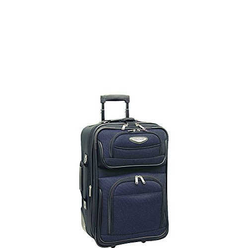 travelers-choice-amsterdam-21-in-expandable-carry-on-rolling-upright-navy