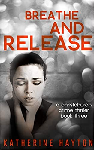 Amazon com: Breathe and release (A Christchurch Crime