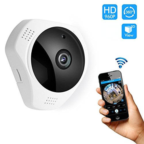BE WITH YOUR LOVED ONES WHILE YOU'RE AWAY AND ENSURE THEIR SAFETY WITH WIDE ANGLE CCTV WI-FI CAMERA BUILT-IN AUDIO RECEPTOR,MOTION SENSORS,NIGHT-VISION, REMOTE ACCESS AND MORE by NTC