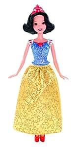 Princesas Disney - Muñeca, princesa purpurina Blancanieves (Mattel CFB77-0)