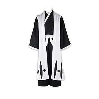 Bleach Costume-Hitsugaya Toushirou 10th Division Captain Outfit XXX-Large