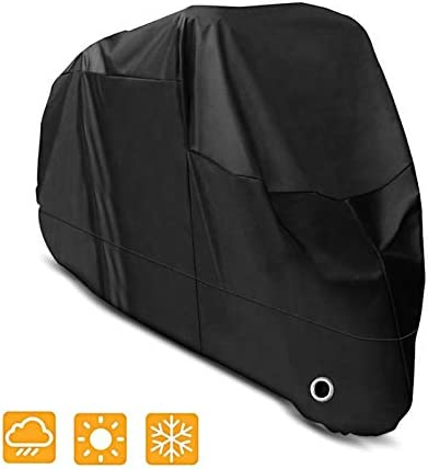 ZX-6R// 636 black Motorcycle Cover XL for Kawasaki Z 900// RS//Cafe