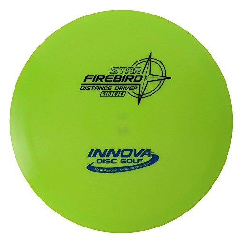 Innova Firebird - Innova Star Firebird Distance Driver Golf Disc [Colors may vary] - 160-164g