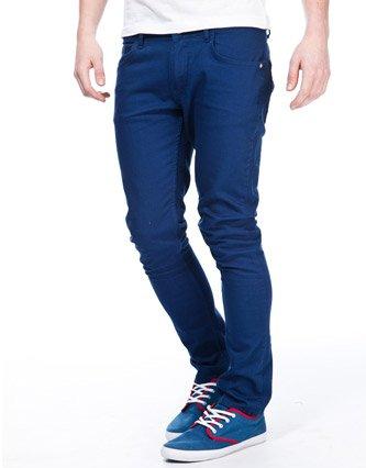 Mens Dark Skinny Jeans Ye Jean