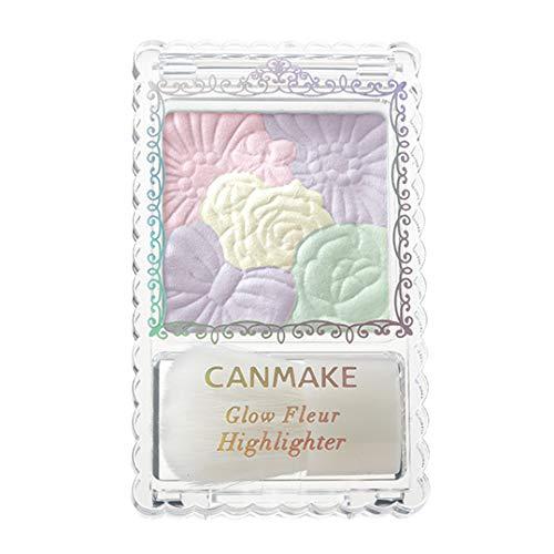 CANMAKE - Foco reflectante (cristal, 0.22oz), diseño de gurouhuru-ruhairaita