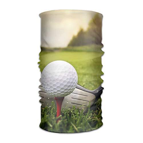 Golfer Unisex Fashion Quick-Drying Microfiber Headdress Outdoor Magic Scarf Neck Neck Scarf Hooded Scarf Super Soft Handle