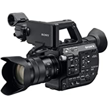 Sony PXW-FS5 XDCAM Super 35 Camera System with Zoom Lens Professional Camcorder, Black (PXWFS5K)