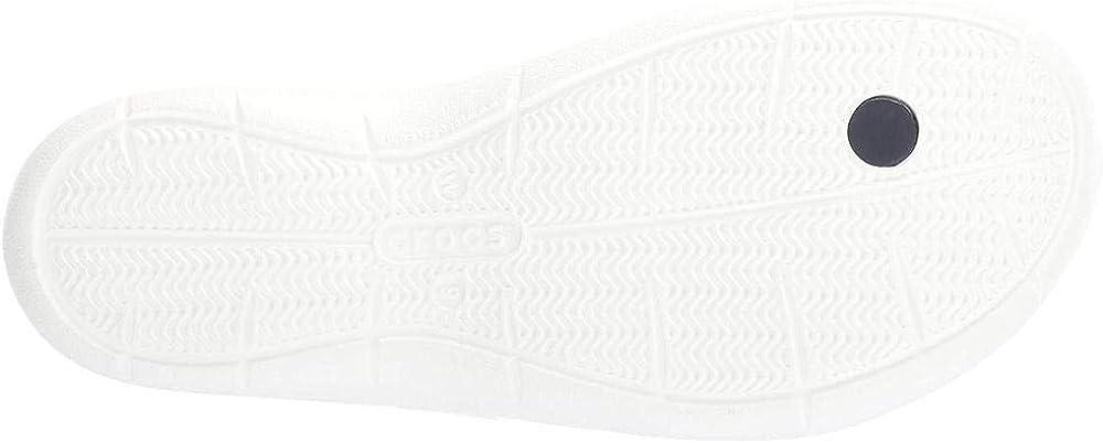 Crocs Swiftwater Flip W Zapatos de Playa y Piscina para Mujer