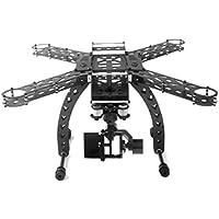 Gartt® MERCURY-X4.0 Full Carbon Fiber Quadcopter Frame Kit