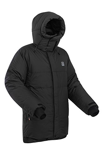 Down Jacket Bask Khan Tengri V7 Extreme Cold Conditions by Bask