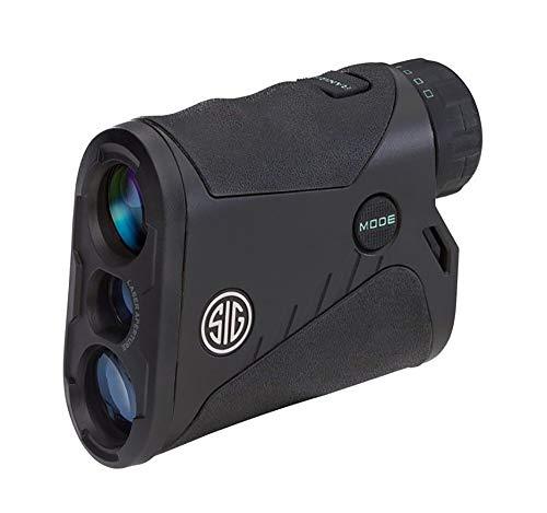 Sig Sauer 4x20 KILO1200 Laser Rangefinder (Black