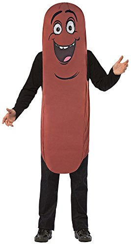 Frank Halloween Costume (Mens Halloween Costume- Sausage Frank Adult Costume)