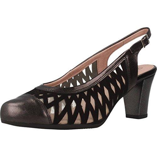De Marca 5059v18 Pitillos Pitillos Tacón Color Negro Modelo Tacón Negro Zapatos qwSFpxw