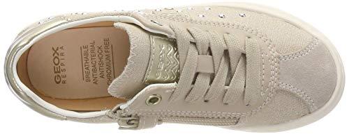 Para C5014 Kilwi A Zapatillas lt Beige Niñas J Geox Girl qCPFXxw
