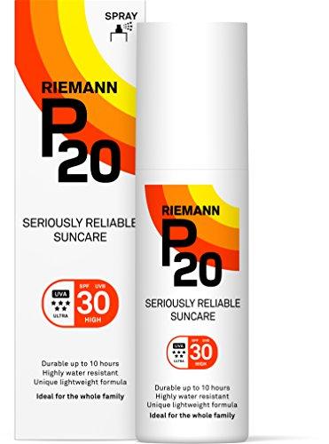 Riemann P20 SPF30 Sunscreen 100ml (Best Once A Day Sunscreen)