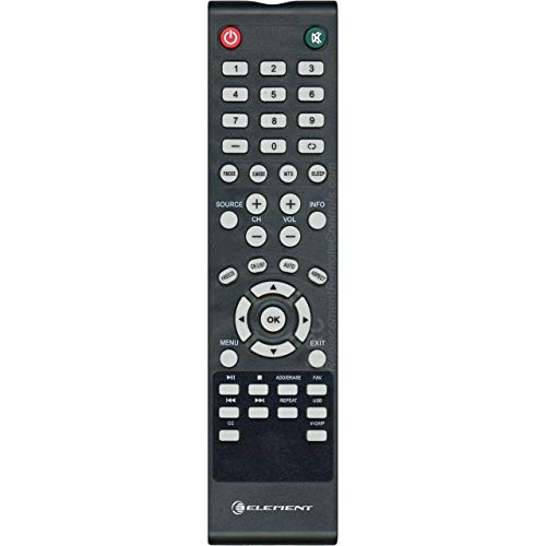 Element JX-8036A LCD TV Remote Control