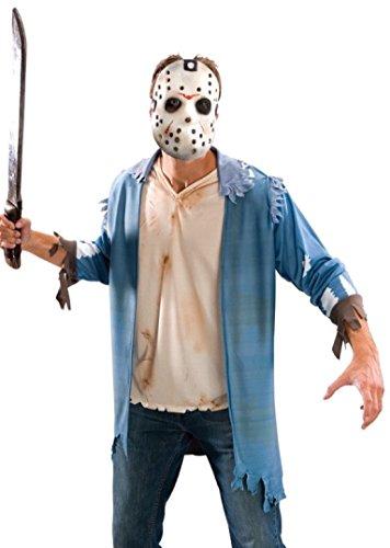 Rubie's Men's Friday The 13th: Jason Costume Kit,