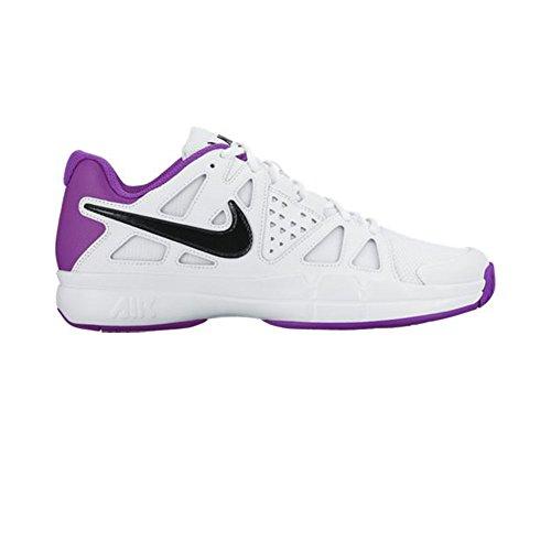 Violet Tennis Hyper 599364 white Bianco Scarpe Black 102 Donna Da Nike IpqFxUw