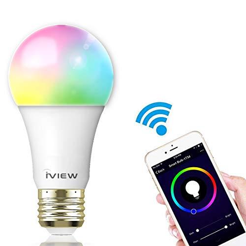 IVIEW-ISB600 Smart Wi-Fi LED Light Bulb