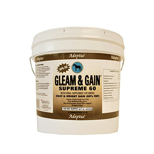 Adeptus Nutrition Gleam And Gain Supreme 60 Eq Joint Supplements  10 Lb  10 X 10 X 10