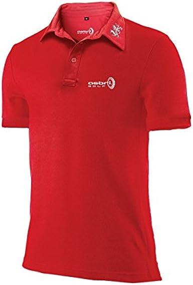 Golf Asbri célticos Gales Polo Hombres - Camisa roja, 2X-Large: Amazon.es: Ropa y accesorios