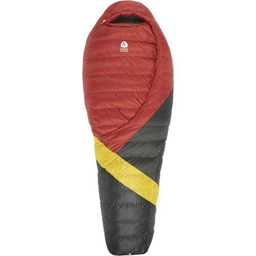 - Sierra Designs Cloud 800 DriDown Sleeping Bag: 20 Degree Down One Color, Long
