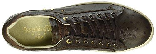 Pantofola d'Oro Biasco Struzzo Uomo Low - Zapatillas Hombre Braun (.Iku)
