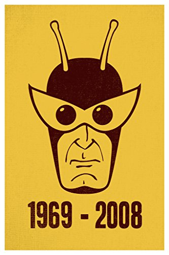 Venture Brothers Monarch Costume (The Henchman Gold And Brown Poster 12x18)
