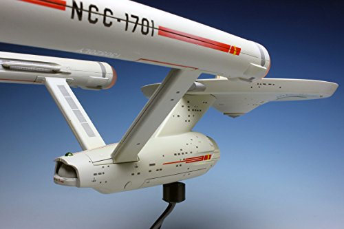 Star Trek: U.S.S. Enterprise NCC-1701 High Definition Ship