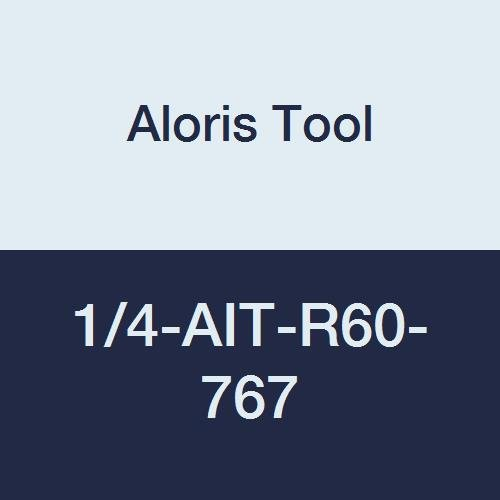 60 Degree Aloris Tool 1//4-AIT-R60-767 Partial Profile Internal Carbide Threading Insert