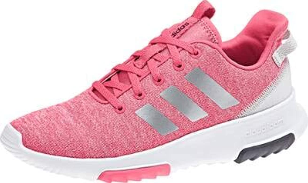 adidas Cloudfoam Racer TR K, Zapatillas de Running para Niñas, Rosa (Reapnk/silvmt/ftwwht), 31.5 EU: Amazon.es: Zapatos y complementos