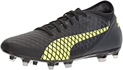 The future 18.4 is an entry price football boot that follows closely the design language of the future 18.1. The future 18.4 combines lightweight, comfort and longevity by using a soft and durable synthetic upper material.