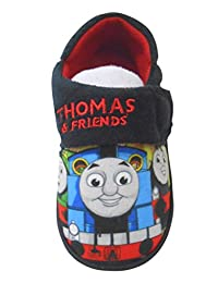 Thomas and Friends Slippers Navy Sizes 5 to 10