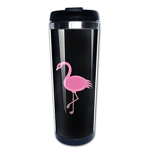 [Handson Pink Flamingos Coffe Mug Coffee Tea Thermal Stein] (Indiana Jones Halloween Costume Diy)