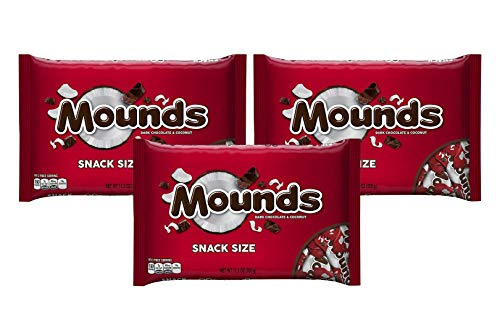 The Greatest Bar Halloween (Mounds Snack Size Bars - 11.3 oz - 3)