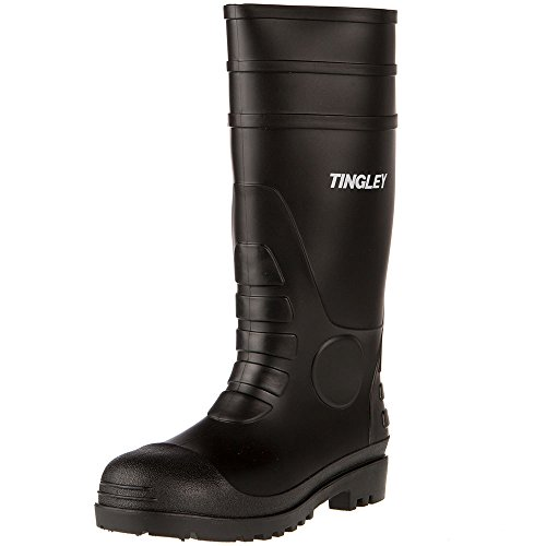 "Tingley 31151 15"" General Purpose PVC Work Boots 1"